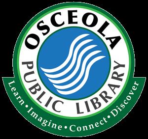 Osceola Public Library Logo